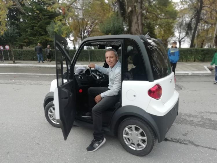 Πραγματοποιήθηκαν οι εκδηλώσεις του Δ. Νάουσας στο πλαίσιο της δράσης «Ζω την πόλη μου - Ημέρα χωρίς αυτοκίνητο»
