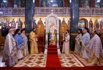 Λειτουργία και δοξολογία για τον Μακεδονικό Αγώνα στον Ι.Ν. Αγίου Αντωνίου Βέροιας