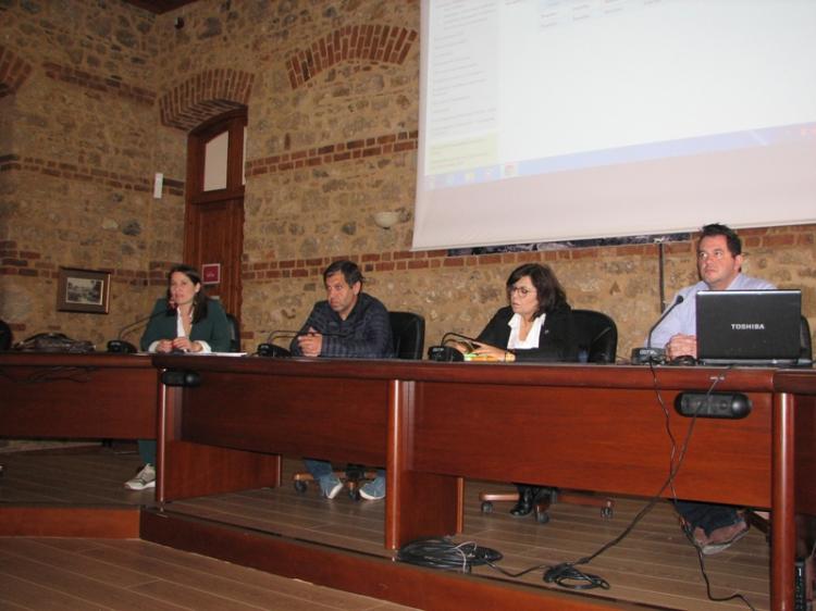 Επίσκεψη στη βιβλιοθήκη και τον Δήμο Βέροιας του 1ου Εργαστηριακού Κέντρου Βέροιας