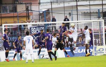 Football League : ΒΕΡΟΙΑ – Αιγάλεω 3-1