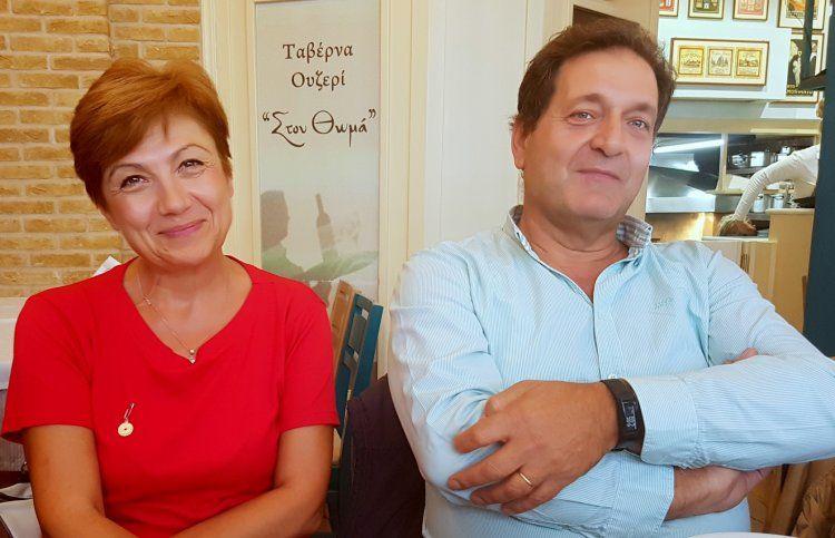 Πρόγευση…δημοτικής καθόδου στη Νάουσα το 2019 από την Ίλια Ιωσηφίδου