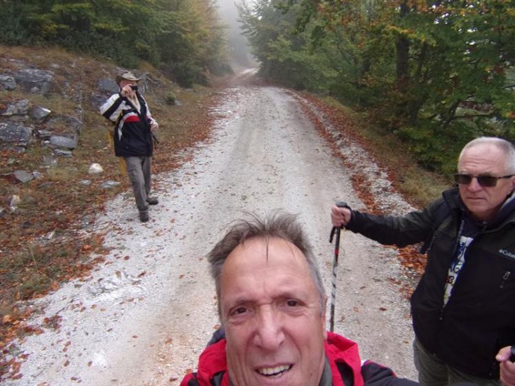 ΒΕΡΜΙΟ, Κορυφή Ιμπιλί 1665μ., Σάββατο 2 Νοεμβρίου 2019, με τους Ορειβάτες Βέροιας