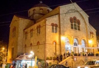 Πανηγυρίζει ο Ιερός Ναός Αγίου Μηνά Νάουσας