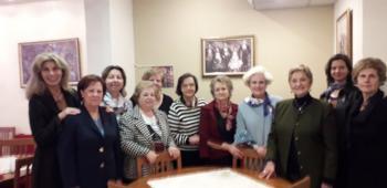 Πραγματοποιήθηκε η καθιερωμένη θεία Λειτουργία του Λυκείου των Ελληνίδων Βέροιας
