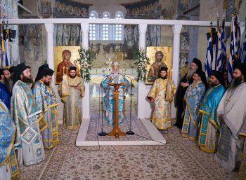 Εορτασμός της επετείου απελευθέρωσης της Βέροιας στην Παλιά Μητρόπολη