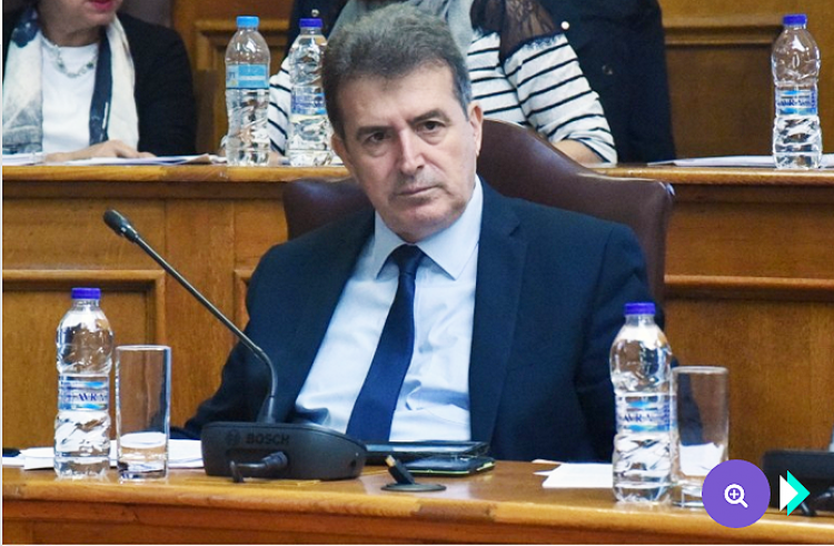 Μ. Χρυσοχοίδης :