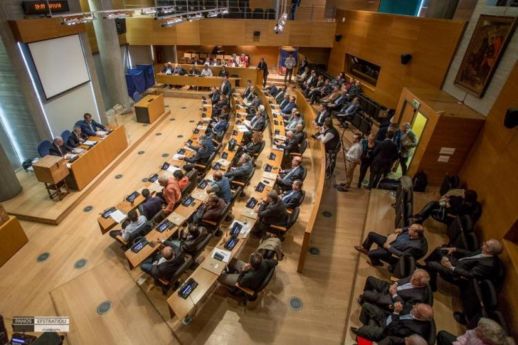 Εξελέγη το νέο 25μελές Διοικητικό Συμβούλιο της Περιφερειακής Ένωσης Δήμων Κεντρικής Μακεδονίας