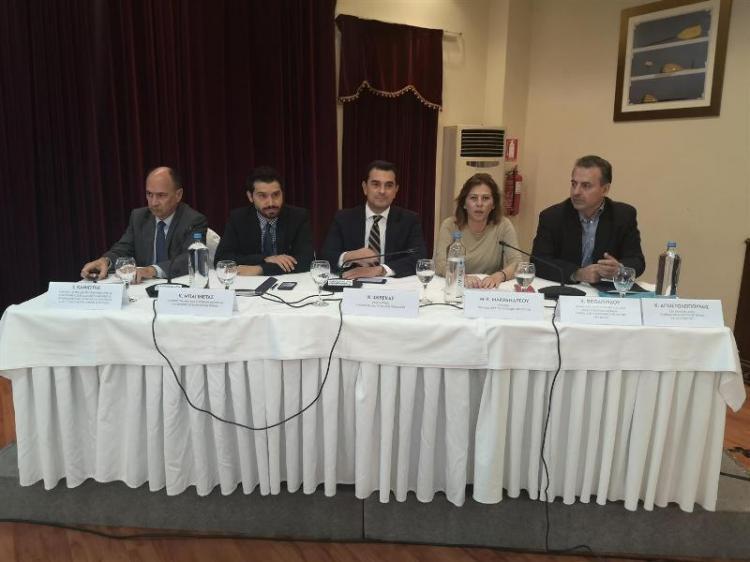K.Σκρέκας: Πρόκληση της κυβέρνησης να καταστήσει βιώσιμη την αγροτική μας παραγωγή, αντιμετωπίζοντας παράλληλα τις προκλήσεις της κλιματικής αλλαγής