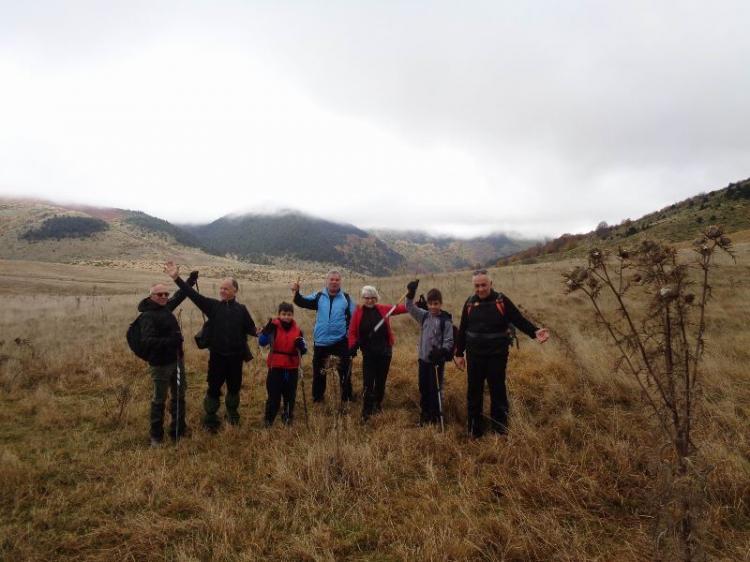 ΒΕΡΜΙΟ, Ξηρολίβαδο – Ασούρμπασι 1878 μέτρα, Κυριακή 10 Νοεμβρίου 2019, με τους Ορειβάτες Βέροιας