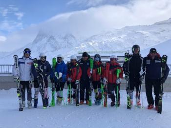 Σε προπονητικό camp στο Χίντερντουξ της Αυστρίας το τμήμα αλπικού σκι του ΕΟΣ Νάουσας