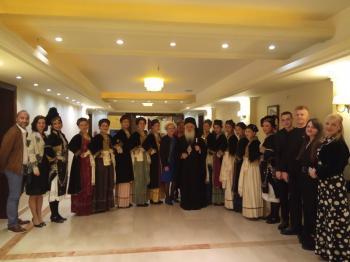 Το Λύκειο των Ελληνίδων Βέροιας στον εορτασμό των Ιωβηλαιων του Μητροπολίτη Βεροιας, Ναουσσης και Καμπανίας
