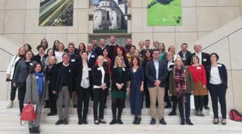 6η διαπεριφερειακή συνάντηση του έργου BIOREGIO για την κυκλική βιο-οικονομία στη Νάντη της Γαλλίας με τη συμμετοχή της ΠΚΜ