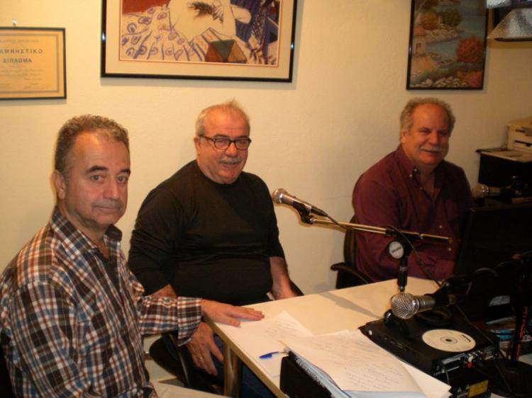 Γιώργος Κοτζαερίδης στο ΡΑΔΙΟ ΑΙΧΜΗ : «Είναι ντροπή για τη Βέροια να μην έχει τουριστική ανάπτυξη, όπως άλλες πόλεις...»