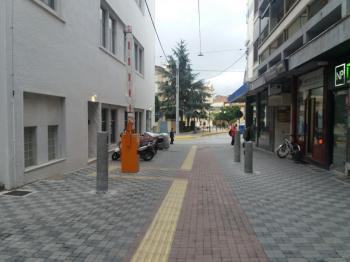 Με ηλεκτρονική κάρτα η είσοδος των οχημάτων στο Εμπορικό Κέντρο της Βέροιας