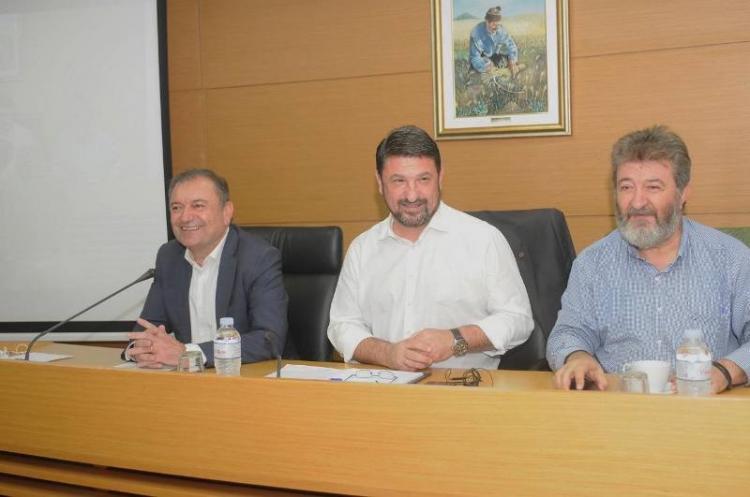 ΠΕΔ-ΚΜ: Ο σχεδιασμός για τα ζητήματα Πολιτικής Προστασίας στο επίκεντρο της σύσκεψης υπό το Γ.Γ., Νίκο Χαρδαλιά