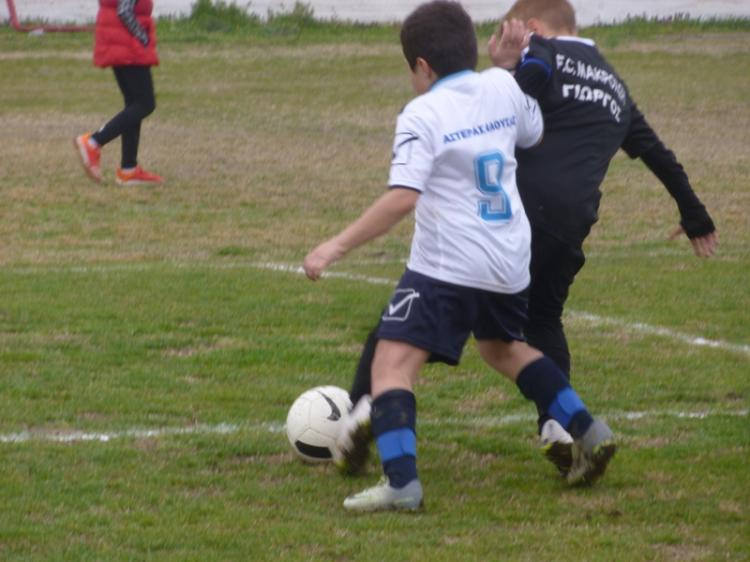 K-14 : Πολλά γκολ και καλό θέαμα