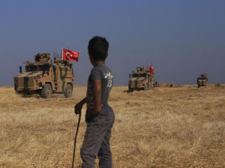 Ψήφισμα του Δημοτικού Συμβουλίου Αλεξάνδρειας για την εισβολή του στρατού της Τουρκίας στη χώρα της Συρίας