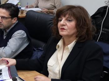 Η τοποθέτηση της βουλευτή Ημαθίας, Φρ.Καρασαρλίδου, στη συνεδρίαση του Δ.Σ. Νάουσας για το προσφυγικό-μεταναστευτικό