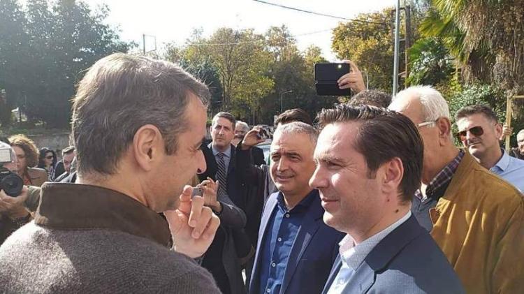 Στο επίκεντρο των συζητήσεων της επίσκεψης του Πρωθυπουργού στην Ημαθία το Χιονοδρομικό Κέντρο «3-5 Πηγάδια»
