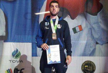 Παγκόσμιος πρωταθλητής στο Δουβλίνο της Ιρλανδίας ο Κ. Γιαλαμάς