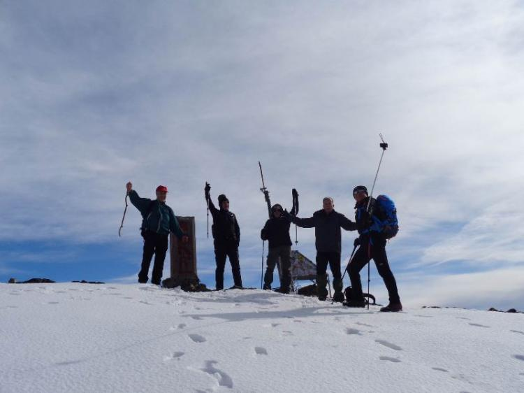 ΣΜΟΛΙΚΑΣ 2637μ. υψόμετρο, Κυριακή 17 Νοεμβρίου 2019, με τους ορειβάτες Βέροιας