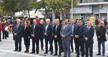 Ο Δήμος Βέροιας τίμησε την 46η επέτειο της εξέγερσης του Πολυτεχνείου