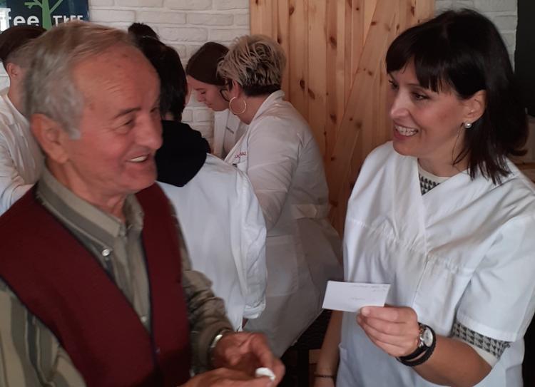 Το 1ο ΕΠΑΛ Βέροιας συμμετείχε σε δράσεις για την Παγκόσμια Ημέρα για το Σακχαρώδη Διαβήτη