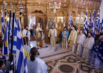 Εορτάστηκε η 105η επέτειος της απελευθέρωσης της Ναούσης
