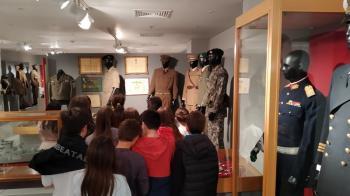 Επίσκεψη μαθητών του 2ου Δημοτικού Σχολείου Βέροιας στην έκθεση της ΚΕΠΑ Δ. Βέροιας