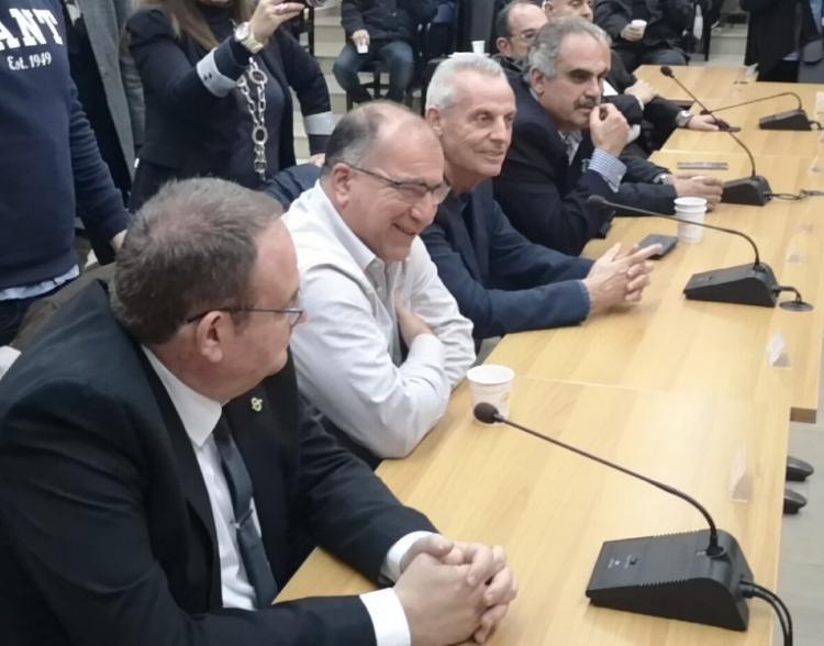 Θ.Καράογλου στην συνεδρίαση της ΔΕΘ-Helexpo στη Νάουσα: