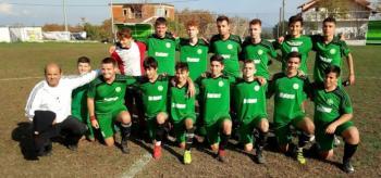 Μεγάλη νίκη πέτυχε η εφηβική ομάδα Κ 16 του Αγροτικού Αστέρα