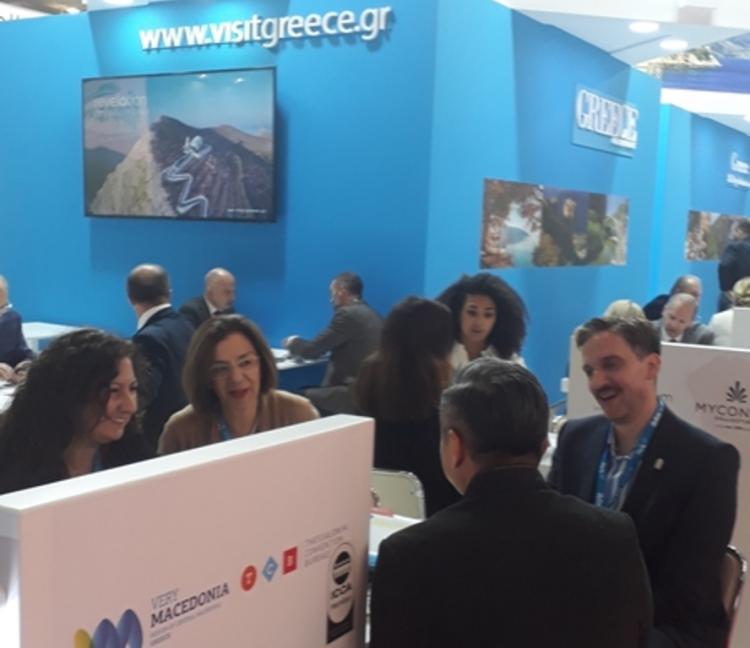 Αυξημένο το ενδιαφέρον για την Κεντρική Μακεδονία στο συνεδριακό τουρισμό την τελευταία διετία