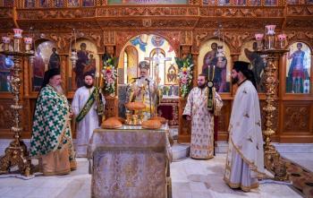 Η εορτή του Αγίου Στυλιανού Παφλαγόνος στη Βέροια