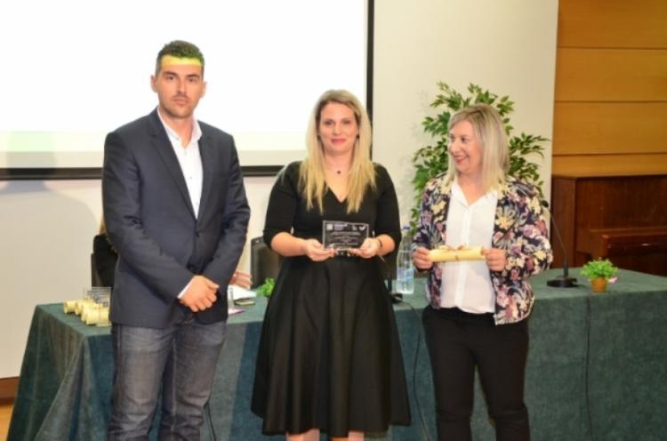 Απονομή των «Βραβείων αριστείας για την Κοινωνική Επιχειρηματικότητα» από την Περιφέρεια Κεντρικής Μακεδονίας