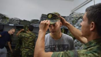 ΓΕΣ: Αλλάζει ξανά το σύστημα κατάταξης στον Στρατό Ξηράς