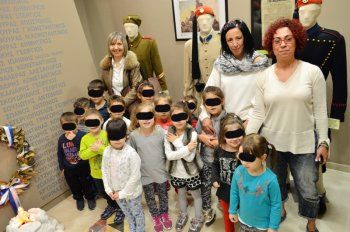 Επίσκεψη μαθητών του 17ου Νηπιαγωγείου Βέροιας στο Βλαχογιάννειο μουσείο