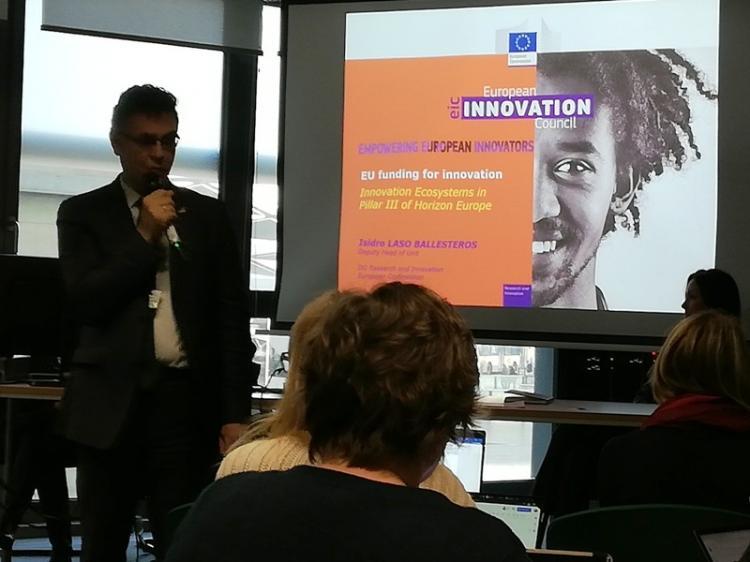 Συμμετοχή της ΠΚΜ σε εργαστήριο με θέμα «Ένα ισχυρό οικοσύστημα καινοτομίας για το μέλλον της Ευρώπης» στις Βρυξέλλες