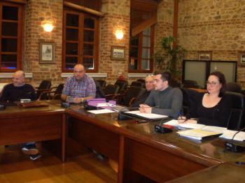 Την Πέμπτη το απόγευμα συνεδρίασε η Κοινότητα Βέροιας