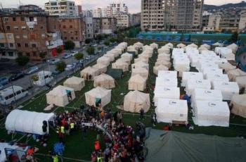 Ε.Κ. Νάουσας : Συγκέντρωση ειδών πρώτης ανάγκης για τους σεισμόπληκτους της Αλβανίας