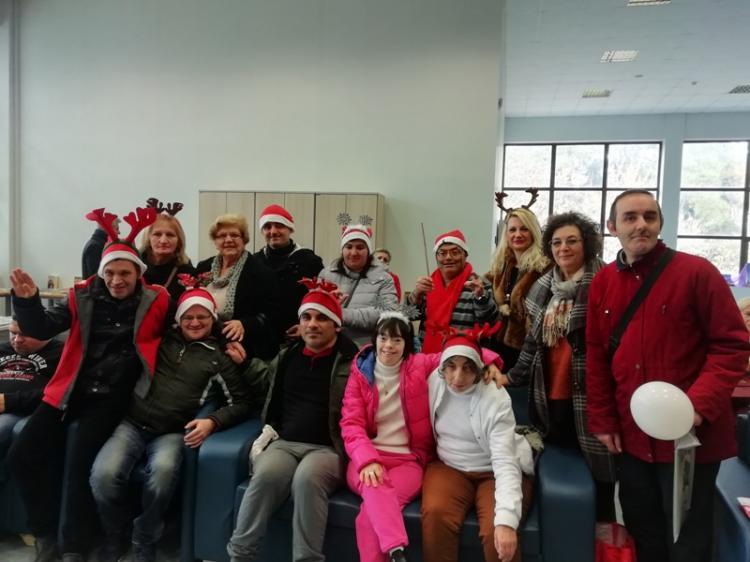 Σε κλίμα χαράς και συγκίνησης πραγματοποιήθηκε η εκδήλωση του Δήμου Νάουσας, «Διαφορετικοί ΑΛΛΑ ΙΣΟΙ»