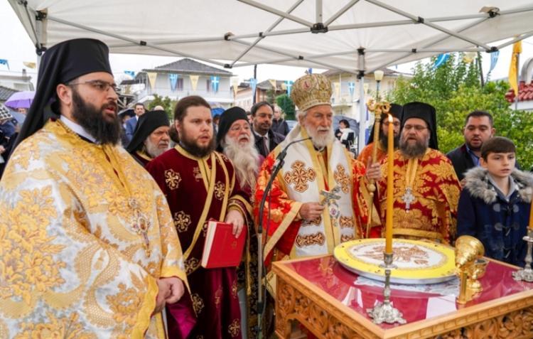 Πανηγύρισε ο Ιερός Ναός της Αγίας Βαρβάρας του ομωνύμου Δημοτικού Διαμερίσματος Βεροίας