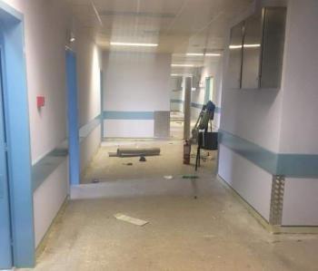 Ανακαινίζονται τα χειρουργεία του Νοσοκομείου Νάουσας