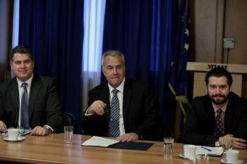 1η Συνεδρίαση της Επενδυτικής Επιτροπής του «Ταμείου Εγγυήσεων Αγροτικής Ανάπτυξης»