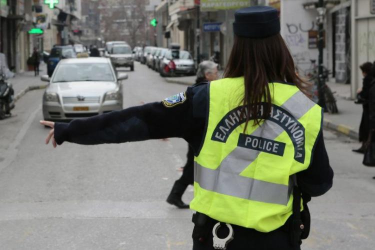 Περιοριστικά μέτρα κυκλοφορίας στην Αλεξάνδρεια, στα πλαίσια πολιτιστικών εκδηλώσεων «Άναμμα Χριστουγεννιάτικου δέντρου»