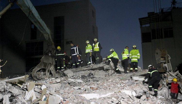 Αναχώρηση της ανθρωπιστικής βοήθειας που συγκέντρωσε η ΠΚΜ για τους σεισμόπληκτους της Αλβανίας
