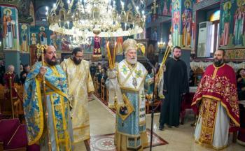 Η εορτή του Αγίου Νικολάου Επισκόπου Μύρων της Λυκίας του Θαυματουργού στην Ι.Μ. Βεροίας