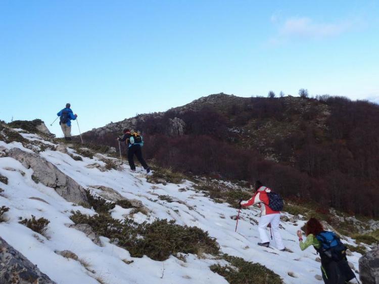 ΒΕΡΜΙΟ, Κορυφές -Χαμίτης 2065μ. και Τσανακτσή 2054μ, 8 Δεκεμβρίου 2019, με τους Ορειβάτες Βέροιας