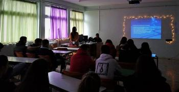 Ομιλία με θέμα την «Κακοποίηση παιδιών κι εφήβων και Ευαισθητοποίηση στο Πρόβλημα» πραγματοποίησε το Κέντρο Κοινότητας του Δ.Αλεξάνδρειας