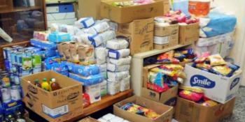 Δήμος Νάουσας : Διανομή ειδών τροφίμων σε ωφελούμενους του ΤΕΒΑ
