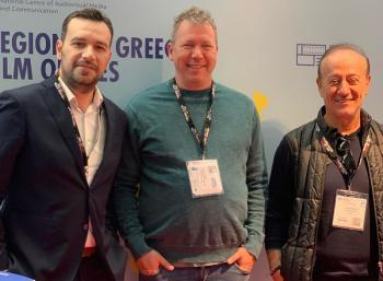 """Το Film Office της ΠΚΜ για πρώτη φορά στη διεθνή έκθεση οπτικοακουστικών παραγωγών """"FOCUS """"στο Λονδίνο"""